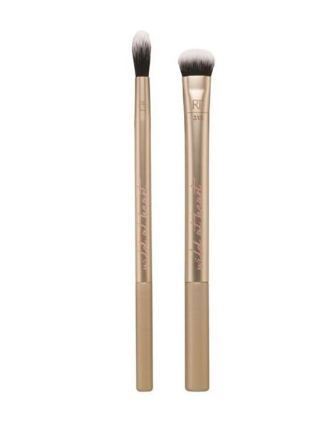 Real Technique Animalista Duo Eye Blend and Shade Eye Pensula Blending