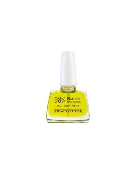 Seventeen Tratament Unghii 98% Natural Massage Oil 12ml