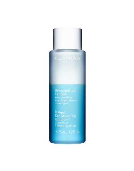 Clarins Demachiant Lotiune Instant Eye Make-Up Remover 125ml