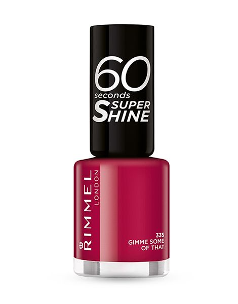 Rimmel Lac Unghii 60 Seconds Super Shine 335 Gimme Some Of That 8ml