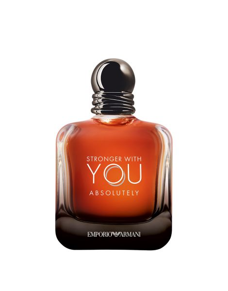 Emporio Armani Stronger With You Absolutely