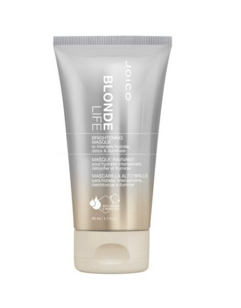 Joico Blonde Life Brightening Masque Masca Pentru Par Blond 150ml