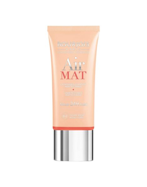 Bourjois Air Mat 24H Fond Ten 01 Ivoire Rose 30ml