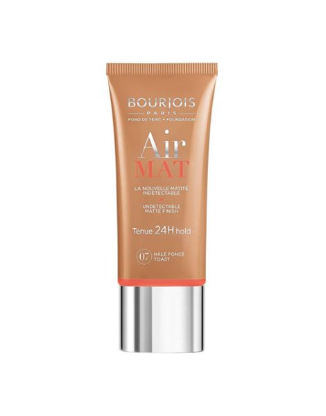 Bourjois Air Mat 24H Fond Ten 07 Toast 30ml