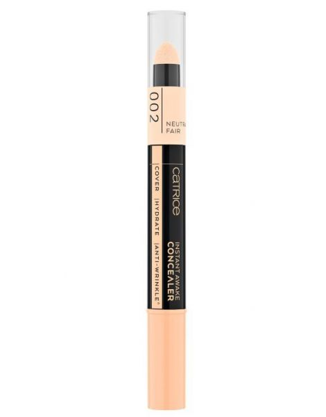 Catrice Corector Concealer Instant Awake 002 Neutral Fair 1.8ml