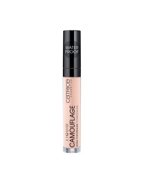 Catrice Corector Concealer Liquid Camouflage 007 Natural Rose 5ml