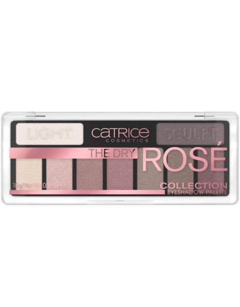 Catrice Paleta Fard Ochi Eyeshadow Palette The Dry Rose Collection 010 Rose All Day 10g