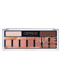 Catrice Paleta Fard Ochi Eyeshadow Palette The Fresh Nude Collection 010 Newly Nude 10g