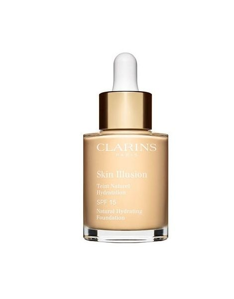 Clarins Fond Ten Skin Illusion 108 Sand 30ml (2018)