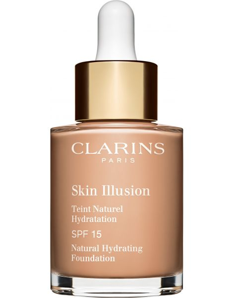 Clarins Fond Ten Skin Illusion 109 Wheat 30ml (2018)