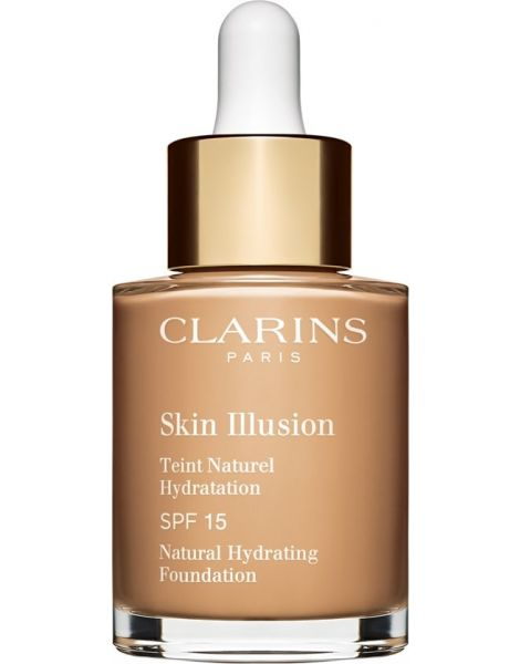 Clarins Fond Ten Skin Illusion 110 Honey 30ml (2018)
