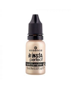 Essence Iluminator Lichid #INSTA Perfect 10 #Gold Addiction 15ml
