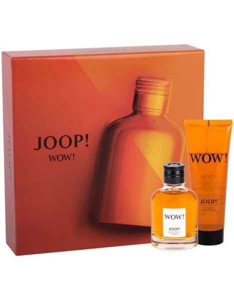Joop! Wow Homme Set (Apa de Toaleta 60ml + Gel de Dus 75ml)