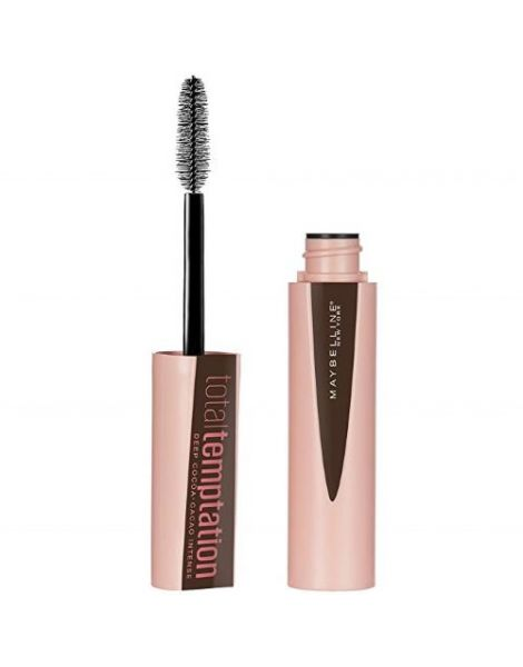 Maybelline Mascara Total Temptation 02 Cacao Intense 8.6ml
