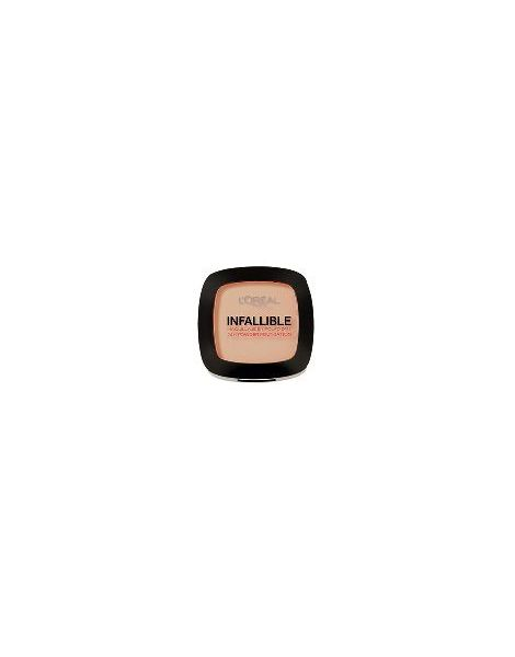 L'Oreal Pudra Compacta Infaillible 245 Warm Sand 9g