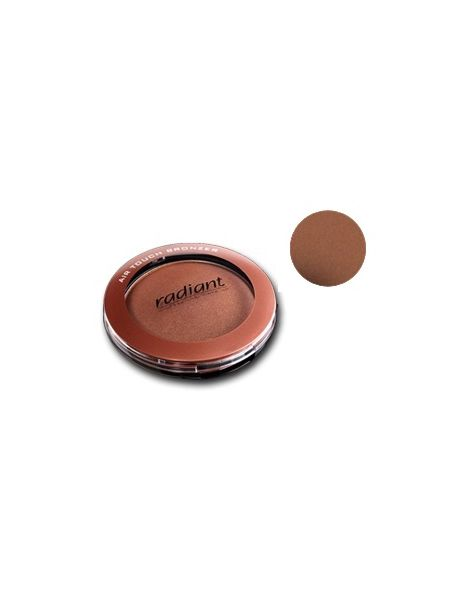 Radiant Pudra Bronzanta Air Touch Bronzer 06 Real Brown 10g